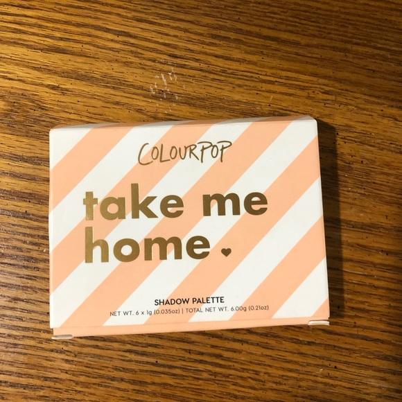 Colourpop Other - Colour Pop Take Me Home Palette